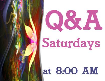 Q & A Cafe Saturdays